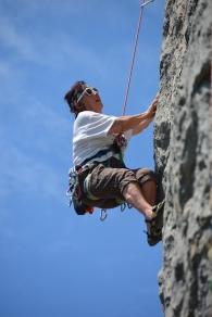Klettern am Mblc Capbly