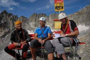 LR CRY_JL, Eric & Hans, top of Conquest, Hannibal, 2012